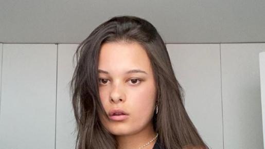La joven de 19 años ha alcanzado casi 70.000 seguidores en Instagram.