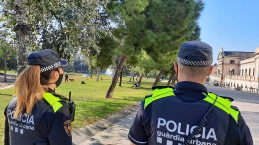 Según el trabajo la inseguridad en Barcelona se articula en torno a cuatro ejes.