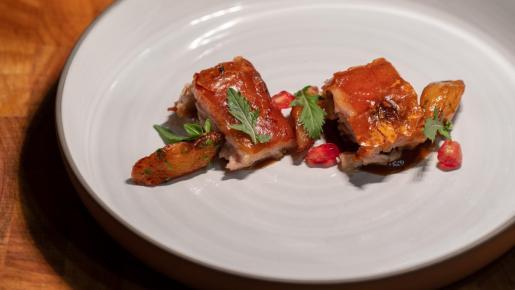 El Restaurante Dins ha preparado un menú especial para estas fiestas.