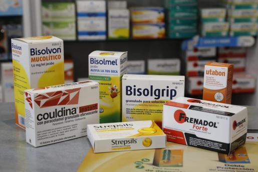 Cae la venta de medicamentos para el resfriado.