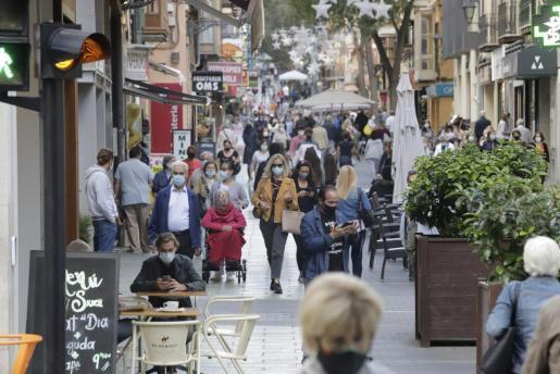 Los comercios y grandes superficies de Mallorca abrirán varios días durante estas fiestas de Navidad 2020.