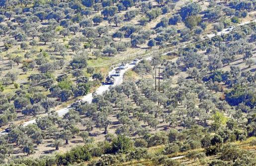 Carros de combate turcos se dirigen a un punto de la frontera siria dada la tensa situación entre ambos países.