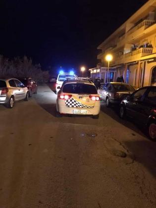 La Policía Local de Alcúdia interceptó al conductor.