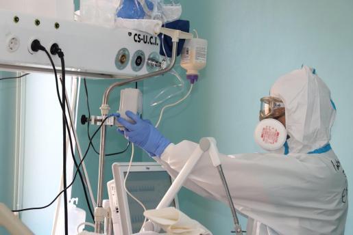 Aumentan las hospitalizaciones en Mallorca.