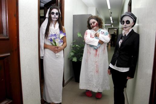La celebración de Halloween es una costumbre cada vez más implantada en la sociedad mallorquina.