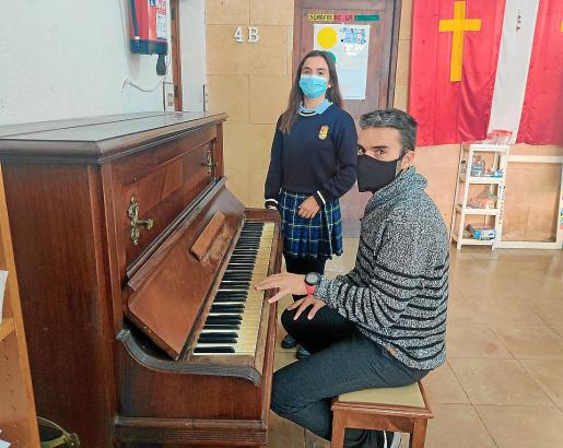 En Sant Francesc, Inés Ferrer cantará la Sibil·la por cuarto año consecutivo.