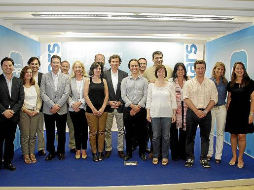 Isern cuenta con el apoyo de 13 de los 16 regidores del Ajuntament de Palma.