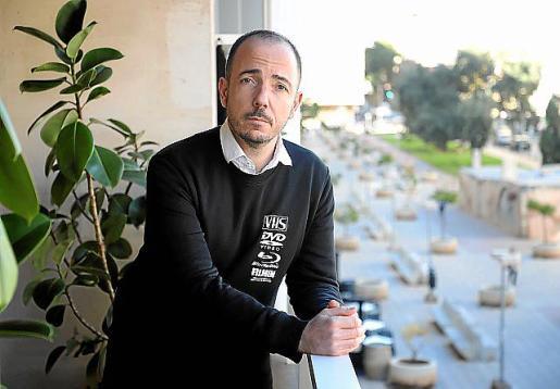 El cofundador de Filmin, Jaume Ripoll.
