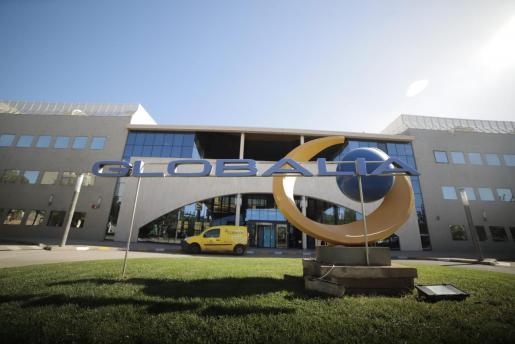 Imagen de la sede central de Globalia en Llucmajor.