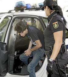 PALMA. TERRORISMO. DETENIDO UN JOVEN DE 21 AÑOS QUE PLANEABA SEMBRAR DE BOMBAS LA UIB.