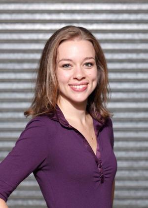 La joven soprano de origen germano Mirella Hagen actúa este viernes.
