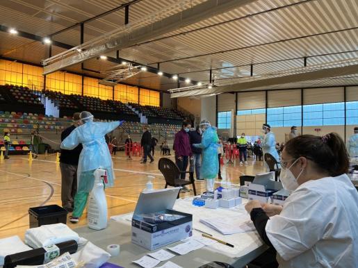 Salut ha realizado cribados en diferentes municipios para frenar los contagios de COVID-19.