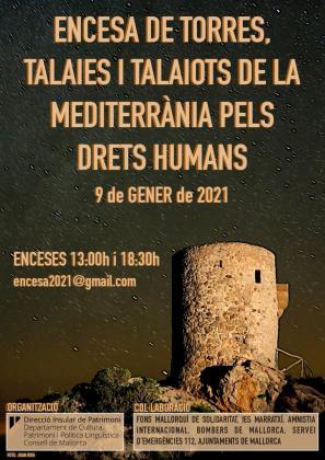 Cartel promocional de la iniciativa.