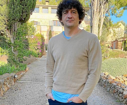 Jero García, autor de 'Manual de un padre desesperado'.
