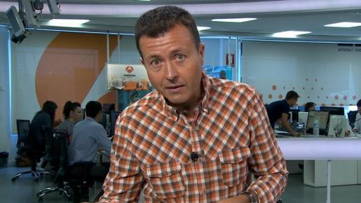 Manu Sánchez se pone al frente del Informativo matinal de Antena 3