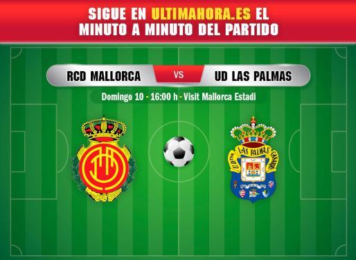 El Real Mallorca recibe este domingo a Las Palmas en el que es su primer partido en casa de 2021.