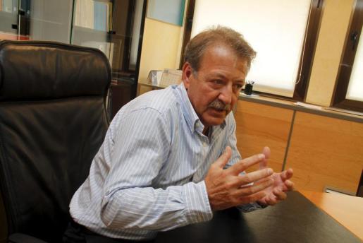 Antoni Mesquida, en una imagen de archivo.