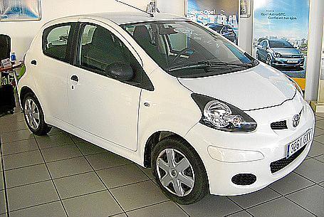 Toyota Aygo 2010,