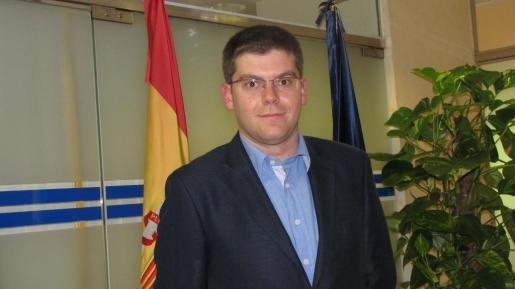 Martí Sansaloni, nuevo conseller de Salut.