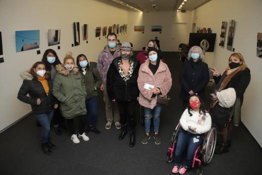 Nueve mujeres residentes en el barrio de La Soledad han participado en este proyecto fotográfico.