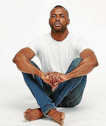 El actor Boré Buika, en una imagen promocional.