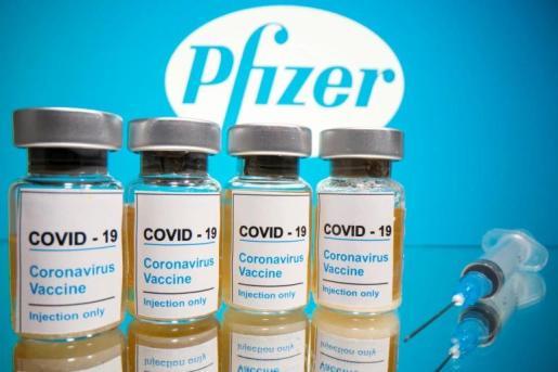 La vacuna de Pfizer y su socio alemán BioNtech, ha aumentado las esperanzas de una rápida recuperación económica.