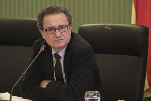 El gerente de Son Espases, Josep Pomar.