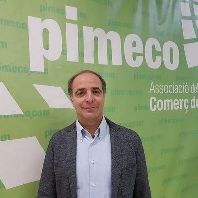 El presidente de Pimeco, Toni Fuster.