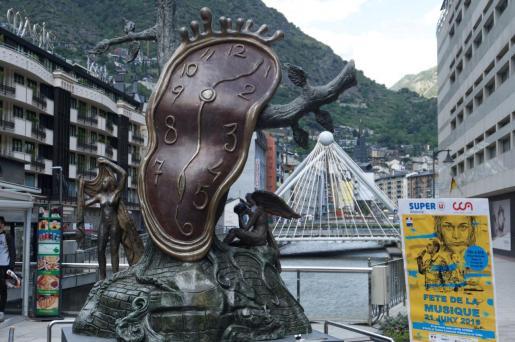 Según el popular comentarista, la diferencia entre lo que se paga en España y Andorra es enorme.