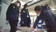 Llega el tercer envío de vacunas de Pfizer a Baleares