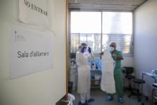 Récord de casos activos en Baleares: 10.196 personas con COVID