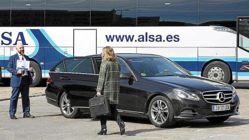 Las licencias que obtengan Alsa-Irisbus e Inversiones de Andalucía son de rango autonómico y no insular, por lo que podrán operar tanto en Mallorca como en Menorca, Eivissa y Formentera.