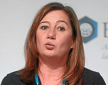 La presidenta del Govern Balear, Francina Armengol, reaparece este viernes para anunciar las nuevas ayudas.