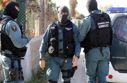 Los agentes están buscando en Palma y en Inca a los cuatro menores fugados.