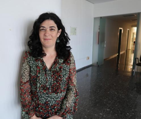 Isabel Castro, consellera de Administraciones Públicas.