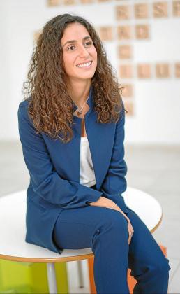 María Francisca está al frente de los proyectos de la Fundación Rafa Nadal.