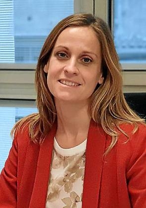 Consuelo Méndez, responsable vacunación en Atención Primaria.
