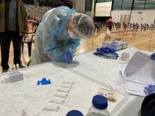 Un 23 % de los contagiados en Baleares durante la pandemia sigue con la infección activa
