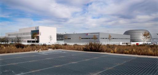 Vista del Hospital Enfermera Isabel Zendal, nuevo centro de la sanidad pública de la Comunidad de Madrid.