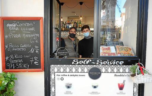 El Ramblas Café está regentado por el argentino Gustavo Cipriani y su familia
