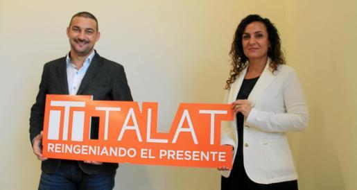Guillem Bauzà y Maria Magdalena Payeras lideran la empresa Talat, dedicada a proyectos de ingeniería, instalaciones y project management.