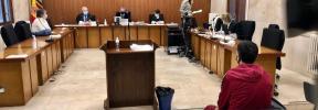 Aplazado el juicio contra el hombre que incendió la cárcel vieja de Palma