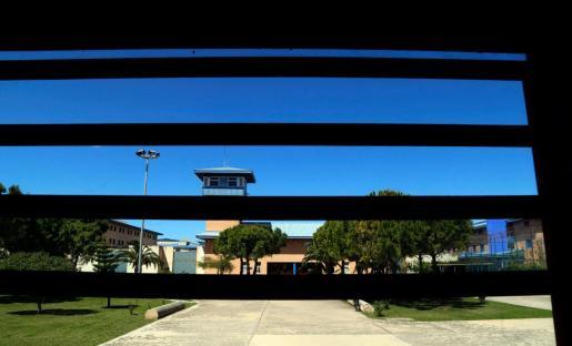 Imagen de archivo del centro penitenciario de Palma. FOTO: Alejandro Sepúlveda