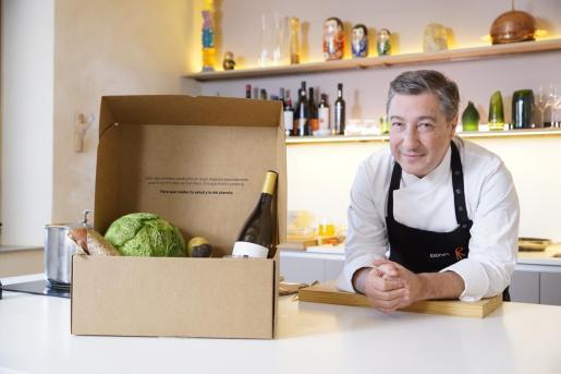 Las cestas de 'Gastronomía Sostenible' estrenan nueva temporada con los mejores productos de invierno.