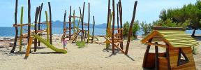 Costas deniega los permisos para los parques infantiles y merenderos de playa en el Port de Pollença