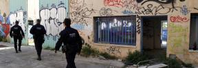 Detenida una mujer por intentar prender fuego a su exnovio mientras dormía en la cárcel antigua de Palma