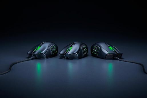 Regresa el ratón MMO más exitoso, Razer Naga X