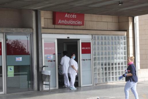 El hospital Son Llàtzer.