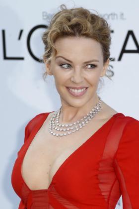 La cantante australiana Kylie Minogue, en una foto de archivo.