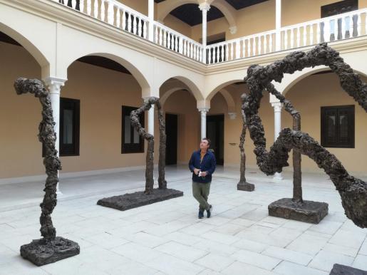 El Museo Picasso Málaga presenta la exposición 'Miquel Barceló. Metamorfosis', que toma su nombre del relato de Franz Kafka.